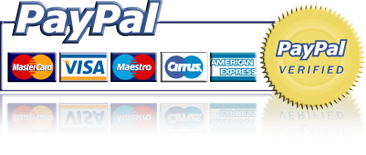 Paypal Verified - All Cards Taken as payment